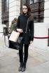 Wear Head-to-toe Black