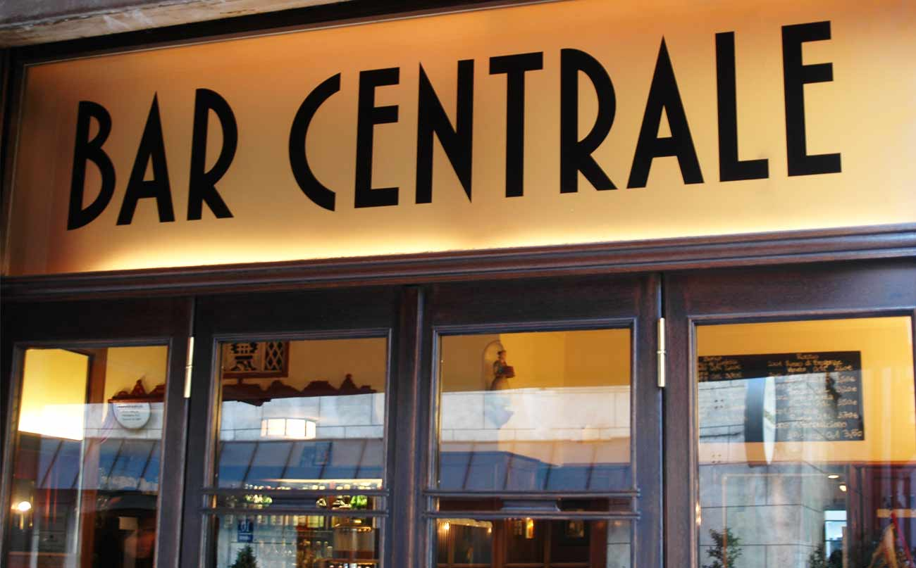Where to Go Out: Bar Centrale