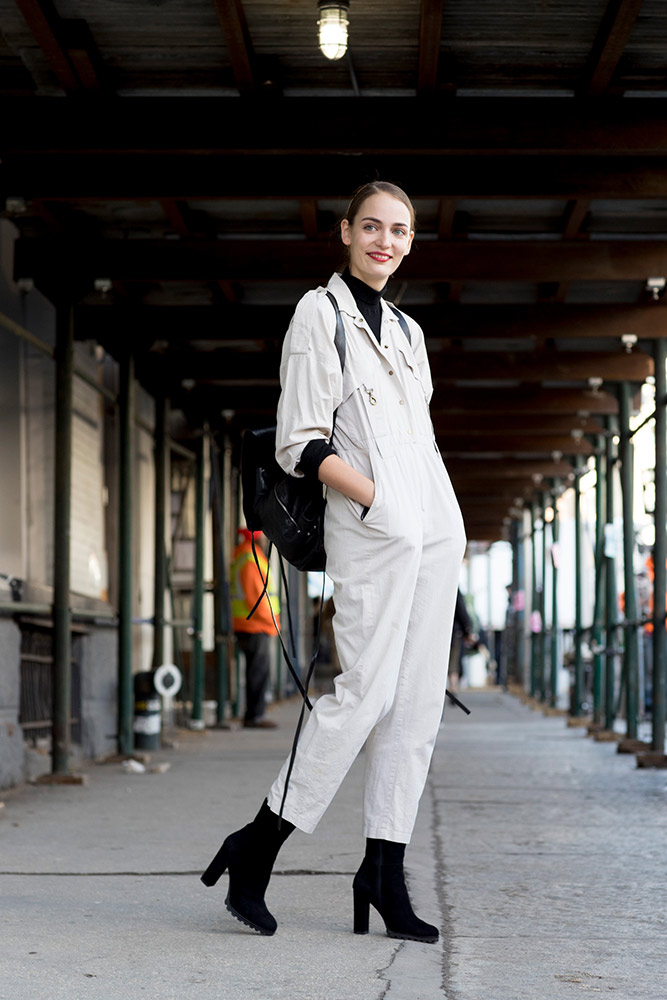 New York Fashion Week Fall 2018 Street Style
