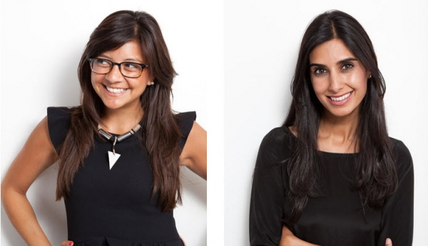 Cuyana Founders Karla Gallardo and Shilpa Shah