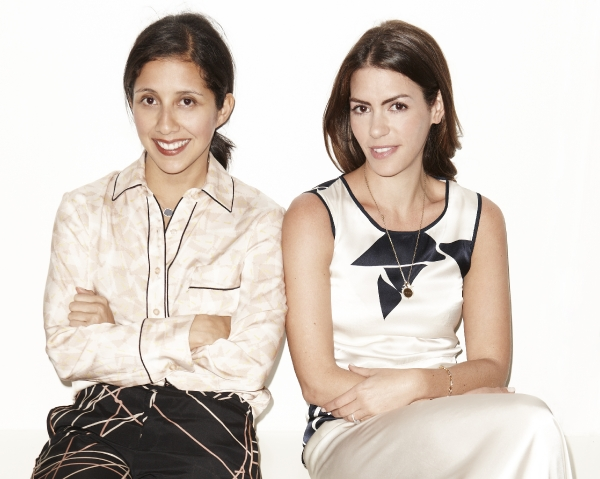 Piamita Designers Cecilia de Sola and Karla Martinez