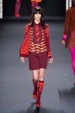 Anna Sui Fall 2013