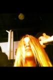 Hair and makeup at Band of Outsiders