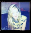 At Rodarte after-party