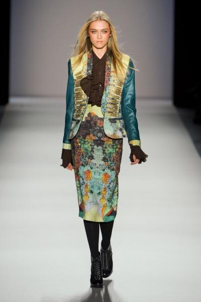 Nicole Miller Fall 2012