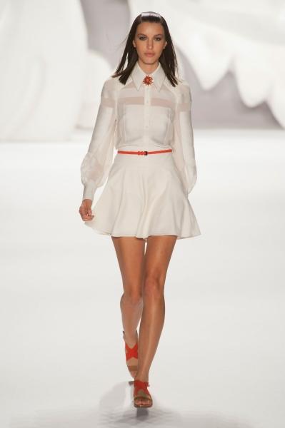 Carolina Herrera S/S 2013