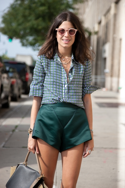 The Man Repeller's Leandra Medine