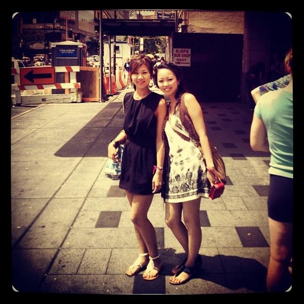 Matching Mini-Dress Silhouettes