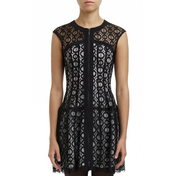 Nanette Lepore Drive Me Crazy Dress