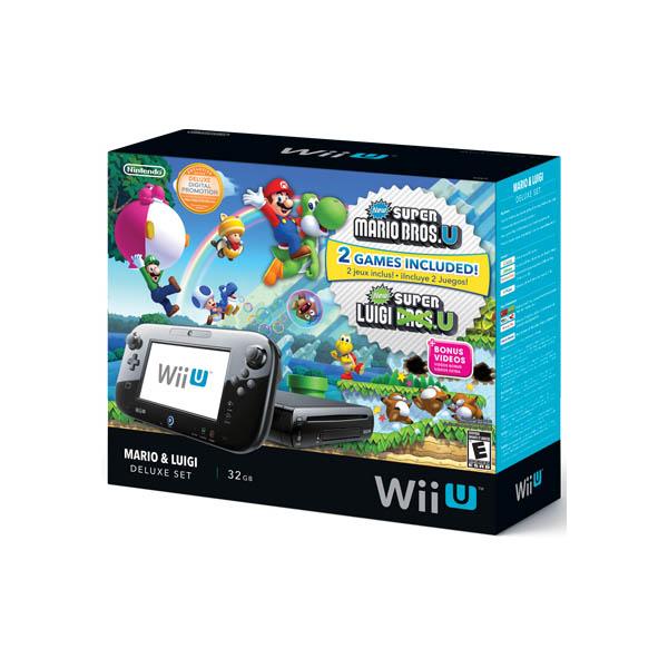 Nintendo's Wii U™ System