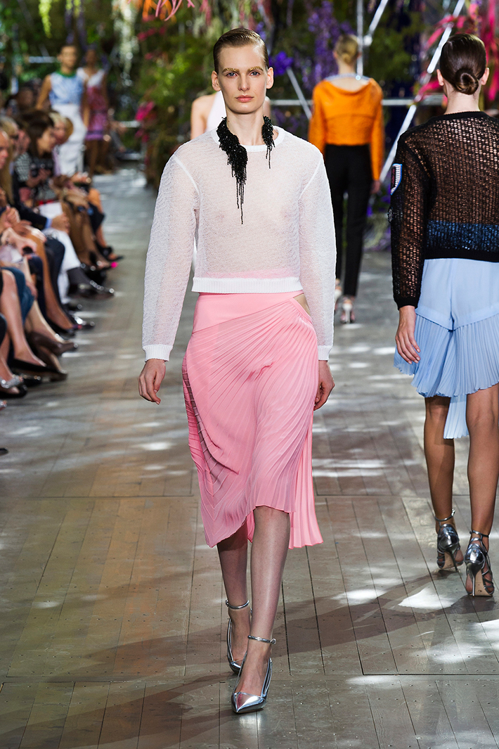 Spring 2014: Christian Dior