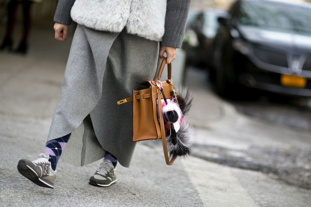 NYFW Fall 2015 Street Style: The Accessories