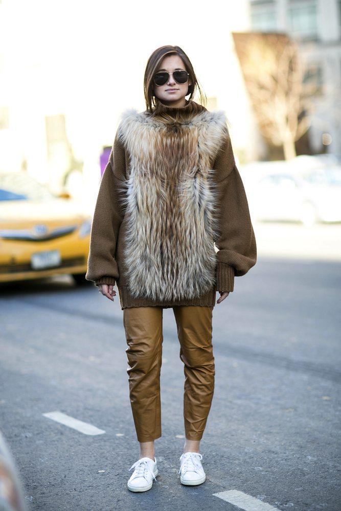 New York Fashion Week Fall 2015 Street Style