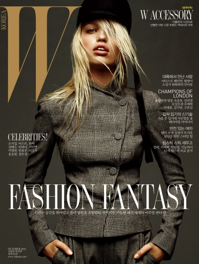 W Korea