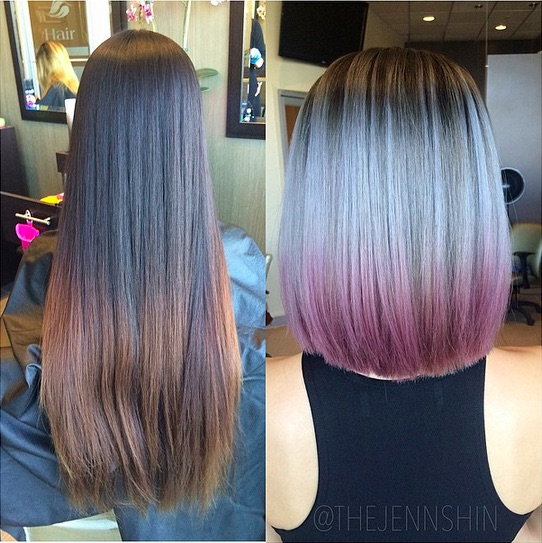 48 Ombre Hair Color Ideas Were Obsessed With TheFashionSpot