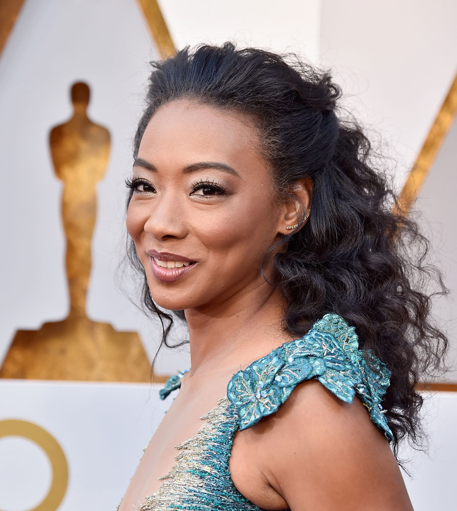 Best: Betty Gabriel  The Best (and Worst!) Beauty Looks From the 2018 Oscars oscars beauty 2