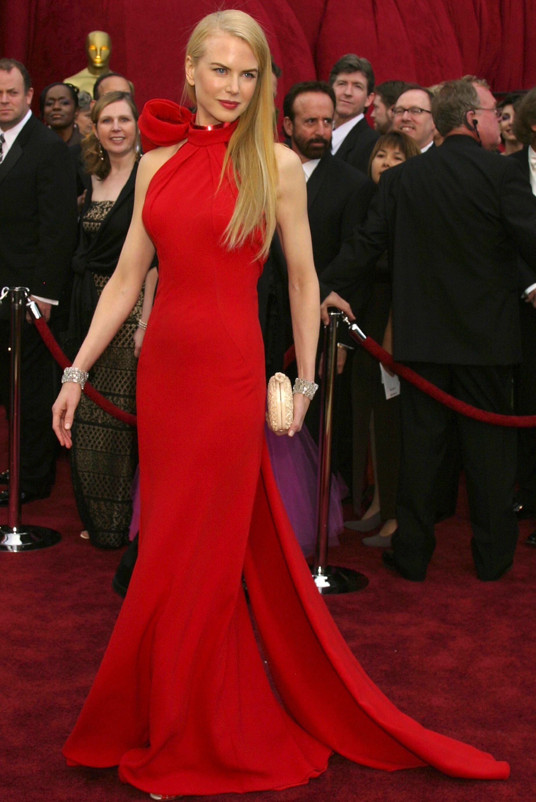 The 50 Best Oscar Dresses to Ever Grace the Red Carpet -theFashionSpot