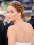 Jennifer Lawrence's Oscar Hair