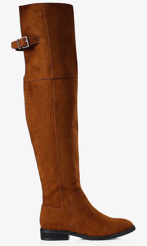 Best Over-the-Knee Boots on a Budget - theFashionSpot