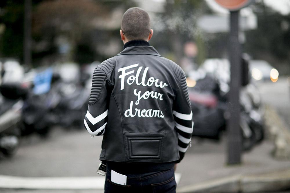 Paris Men's Fashion Week Fall 2016 Street Style