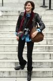 Ines de la Fressange at Chanel