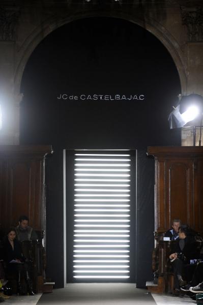 Jean-Charles de Castelbajac Fall 2012