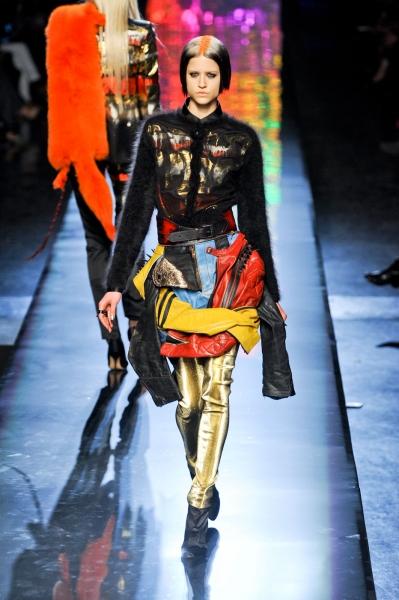 Jean Paul Gaultier Fall 2012