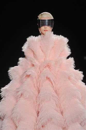 Alexander McQueen Gets Feminine