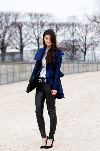 A stunning structured jacket