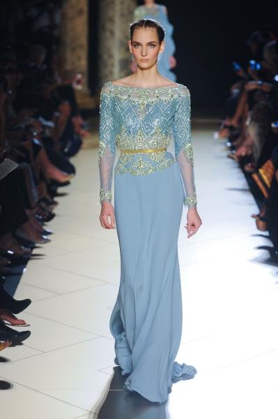 Elie Saab Haute Couture Fall 2012
