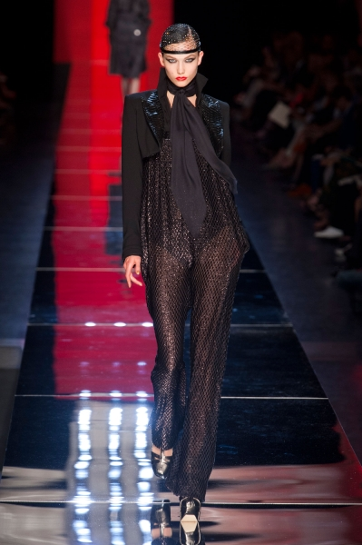 Jean Paul Gaultier Haute Couture Fall 2012