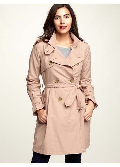 On Your Body: Trench Coat
