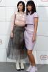 Leigh Lezark and Rihanna