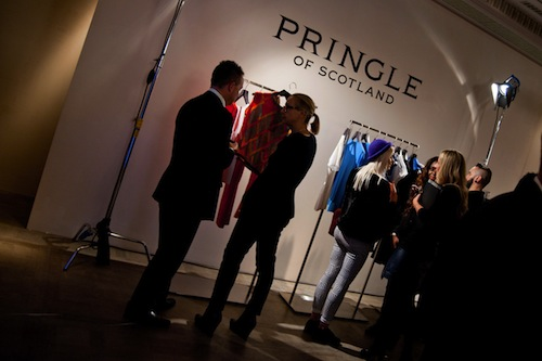 Pringle of Scotland SS 2014