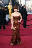 Ellie Kemper in Armani Prive
