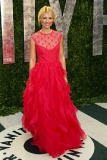 Claire Danes at the 2012 Vanity Fair Oscar Party
