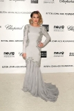 Miley Cyrus at the 20th Anniversary Elton John AIDS Foundation Academy Awards Viewing Party