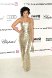 Vanessa Hudgens at the 20th Annual Elton John AIDS Foundation Academy Awards Viewing Party