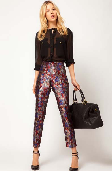 Fall's Florals