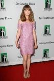 Bella Heathcote Sparkles in an Embellished Dress