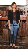 Rashida Jones Melts Hearts in Metallics