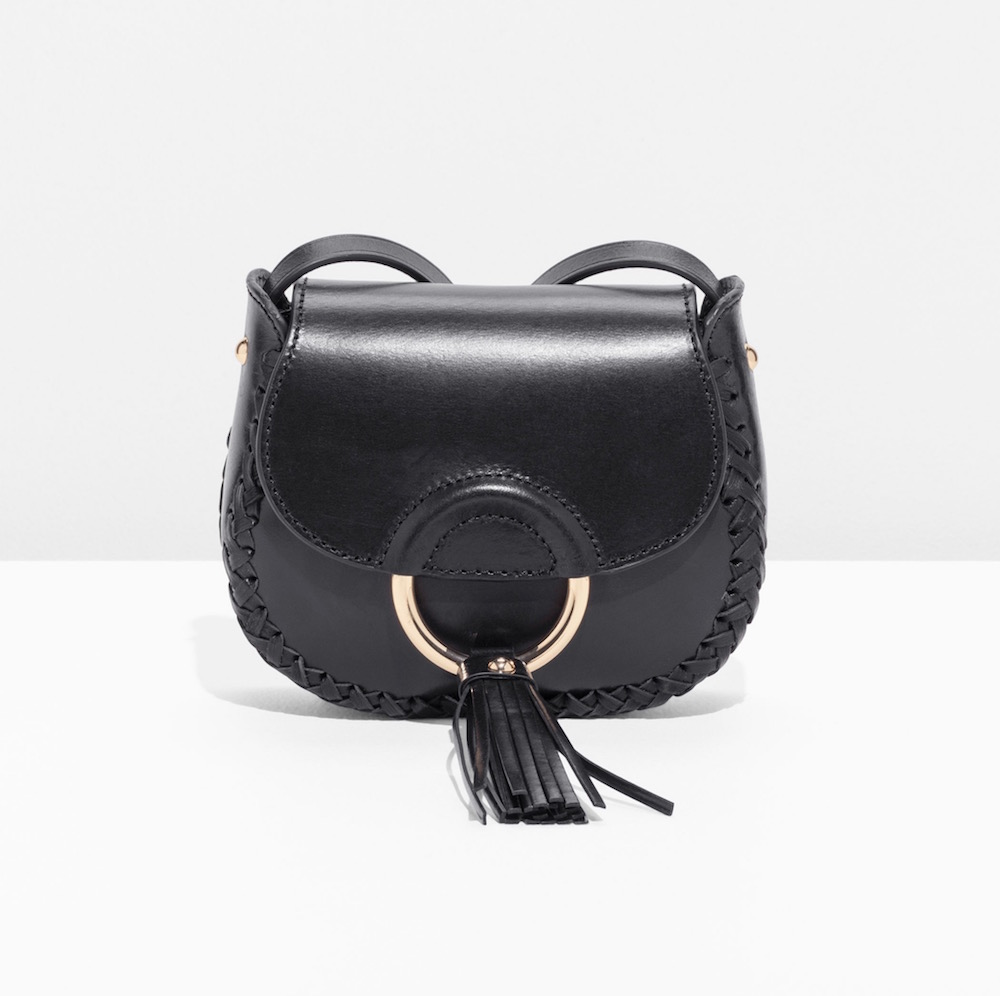 ea42b6a15b2a 17 Chic Saddle Bags That Cost Way Less Than Dior | The Fashion Spot ...
