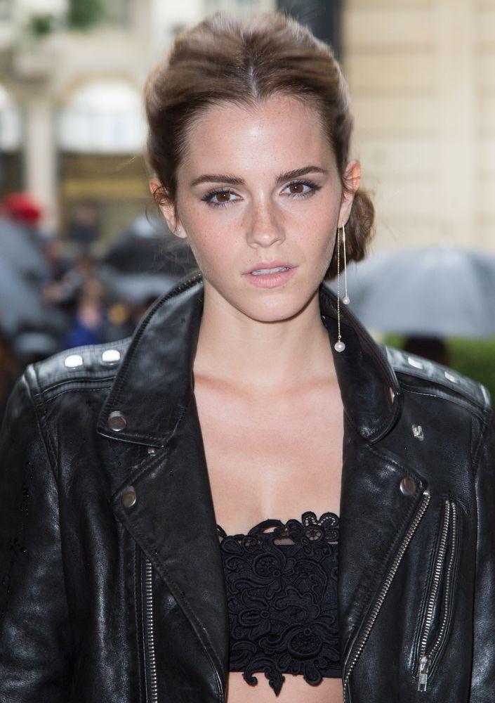 Emma Watson at Valentino