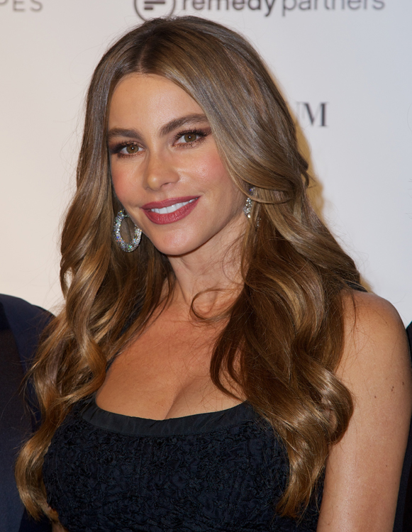 Sofia Vergara's Sex Kitten Waves