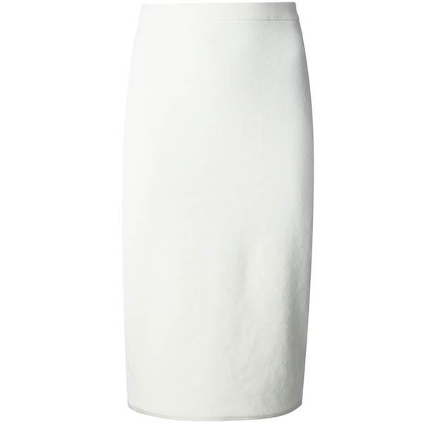 Theyskens' Theory High Waist Skirt
