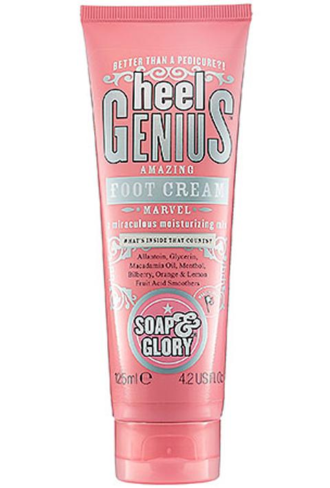 2. Soap & Glory Heel Genius