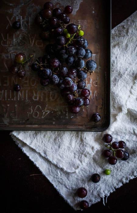 Goth Grapes