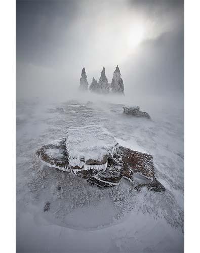 Snowy Depths