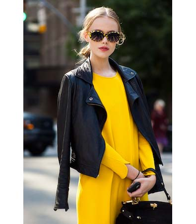 Bright as Yellow