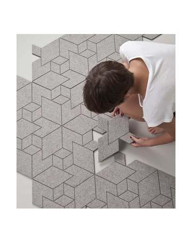 Puzzling Flooring